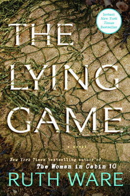 The Lying Game - Ruth Ware book