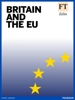 Financial Times - Britain and the EU: In or Out? artwork
