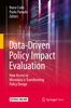 Nuno Crato & Paolo Paruolo - Data-Driven Policy Impact Evaluation grafismos