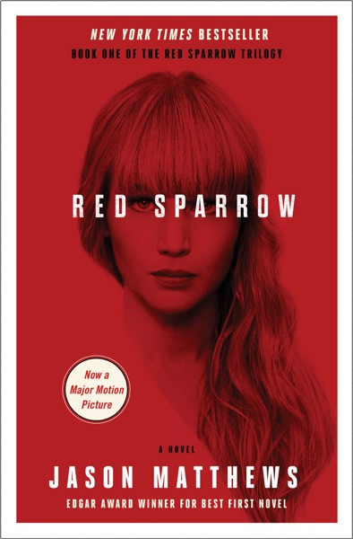 Red Sparrow - Jason Matthews book cover