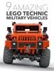 9 Amazing Lego Technic Military Vehicles