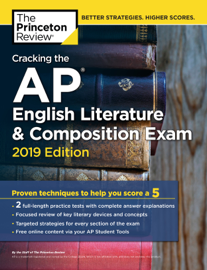 Cracking the AP English Literature & Composition Exam, 2019 Edition book