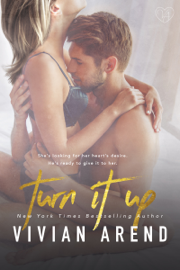 Turn It Up book