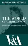 The World Of Carmel Snow