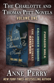 The Charlotte and Thomas Pitt Novels Volume One Book Cover