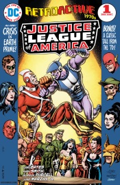 Download and Read Online DC Retroactive: JLA - The '70s (2011-) #1