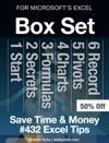 Box Set For Microsoft Excel 2016