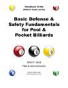 Basic Defense  Safety Fundamentals For Pool  Pocket Billiards