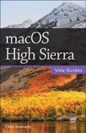 macOS High Sierra (Vole Guides) - Chris Kennedy