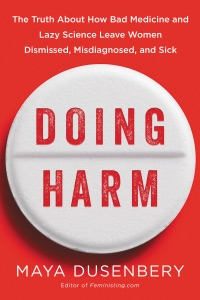 Doing Harm Book Cover