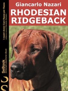 Rhodesian Ridgeback Book Cover