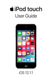 iPod touch User Guide for iOS 12.1.1
