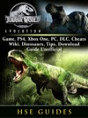 Jurassic World Evolution Game PS4 Xbox One PC DLC Cheats Wiki Dinosaurs Tips Download Guide Unofficial
