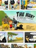 The Hunt For Captain Kuro From Mars By The Men In Black Comic Strip Booklet