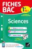 Fiches bac Sciences 1re ES, L - Isabelle Bednarek-Maitrepierre, Alain Le Grand & Bruno Semelin