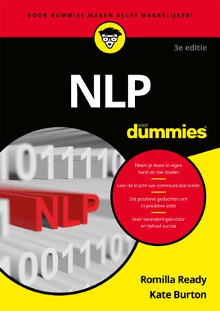 NLP voor Dummies - Romilla Ready & Kate Burton