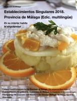 Establecimientos Singulares de la provincia de Málaga