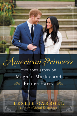 American Princess - Leslie Carroll book
