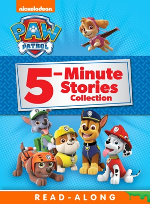 PAW Patrol 5-Minute Stories Collection (Enhanced Edition)