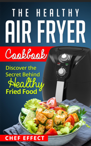 The Healthy Air Fryer Cookbook Book Review