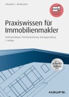 Praxiswissen Fr Immobilienmakler - Inkl Arbeitshilfen Online