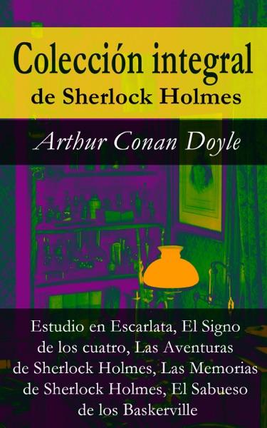 Colección integral de Sherlock Holmes