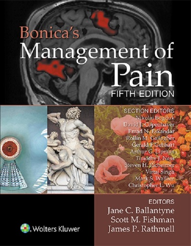 Jane C. Ballantyne, Scott M. Fishman & James P. Rathmell - Bonica's Management of Pain