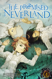 The Promised Neverland, Vol. 4 book