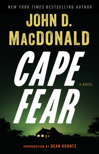 John D. MacDonald & Dean Koontz - Cape Fear