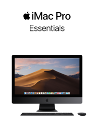 iMac Pro Essentials book