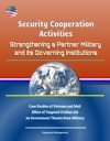 Security Cooperation Activities Strengthening A Partner Military And Its Governing Institutions - Case Studies Of Vietnam And Mali Effect Of Targeted Civilian Aid On Government Threats From Military