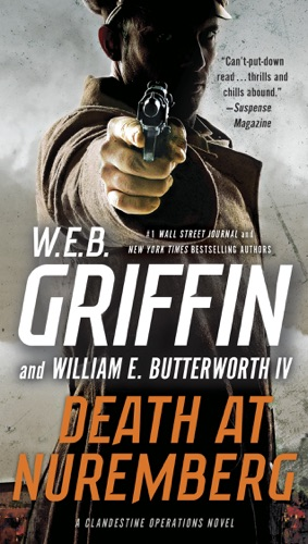 W. E. B. Griffin & William E. Butterworth IV - Death at Nuremberg