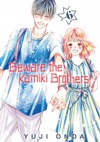 Beware The Kamiki Brothers Volume 6