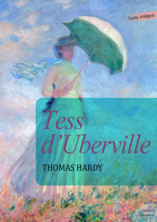 Tess d'Uberville - Thomas Hardy