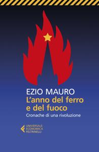 L'anno del ferro e del fuoco Libro Cover