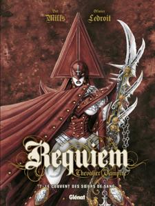 Requiem - Tome 07 La couverture du livre martien