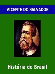 História do Brasil Book Cover