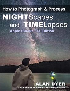 How to Photograph & Process Nightscapes and Time-Lapses La couverture du livre martien
