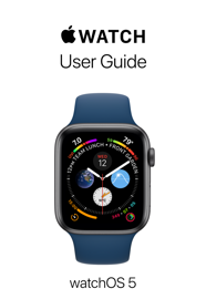 Apple Watch User Guide book