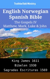 English Norwegian Spanish Bible The Gospels Iv Matthew Mark Luke John