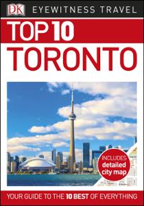 DK Eyewitness Top 10 Toronto - DK Eyewitness