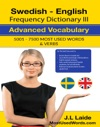 Swedish English Frequency Dictionary II - Intermediate Vocabulary - 5001 - 7500 Most Used Words  Verbs