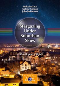 Stargazing Under Suburban Skies Copertina del libro
