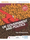 Edexcel UK Government And Politics For ASA Level Fifth Edition