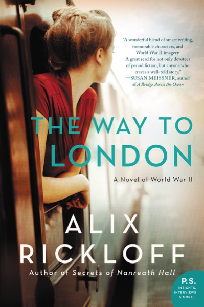 The Way to London - Alix Rickloff book cover