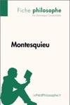 Montesquieu Fiche Philosophe