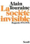 La Socit Invisible Regards 1974-1976