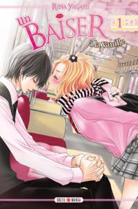 Un baiser à la vanille T01 La couverture du livre martien