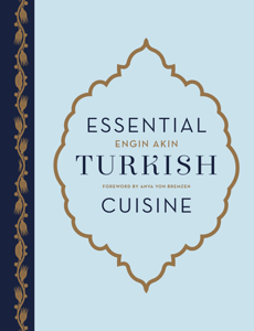 Essential Turkish Cuisine Copertina del libro