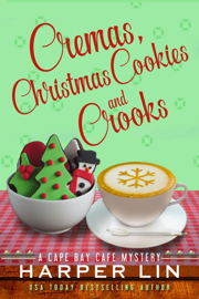 Cremas, Christmas Cookies, and Crooks book